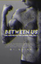 Between us by 1_Quinn