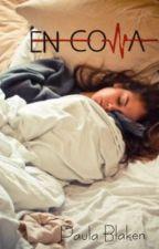 En coma by PaulaBlaken