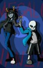 Memy z Undertale i Homestuck by SomeGuyWithWings