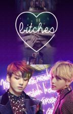 The Bitches •BTS• by vminordie