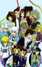 Ask And Dare The YuGiOh Characters! (Adopted story from @KayKay1573 ) by AshCourt1