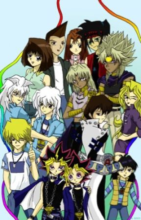 Ask And Dare The Yugioh Characters Adopted Story From At Kaykay1573