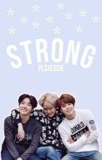 Strong «yoonseokmin» by plsjessie
