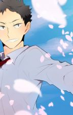 {Haikyuu!! Iwaizumi x Reader} *~Childhood friends~* by Kawaii_Baka_Chan