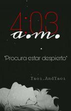 04:03 a.m [Billdip] by Yaoi_AndYaoi