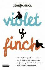 Frases De Violet Y Finch by MokkaMug