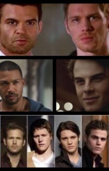 The vampire diaries/the originals preferences