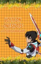 Voltron Oneshots (x reader)  by TsukishimaGayy