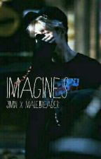 Park Jimin x Male!Reader «IMAGINES» by pastelhoseok