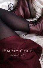 Empty Gold // Wanda Maximoff by -violetdevotee