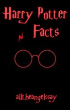 Harry Potter facts by xLunata