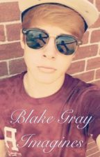 Blake gray imagines by cassie_epley