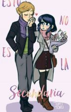 Esto No Es La Secudaria by AlineMoraFrank