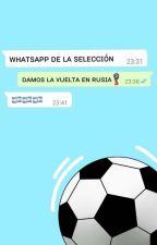 Selección argentina (y otros) Whatsapp by MessiFtDybala2320