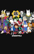 Undertale AU's X Reader Oneshots/ Preferences by Bluestar2102