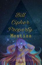 Propiedad Bill Cipher (Mabill) by Mestiza_