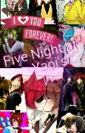 Five Night at Freddy's (yaoi) roll by Alison_Golxyforever