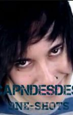 Capndesdes (Destery) X Reader One-Shots  by Masked_Vigelate