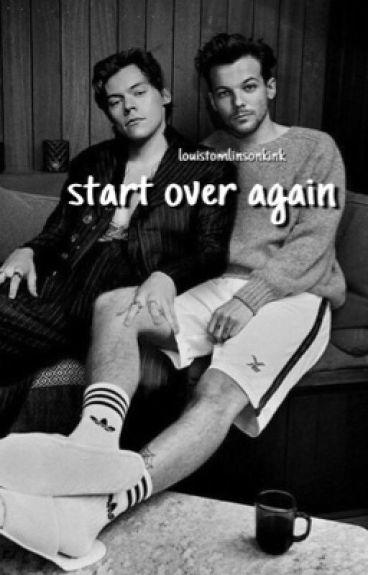 start over again | larry mpreg