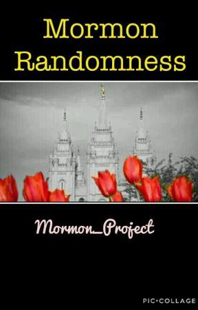 Mormon Randomness by Mormon_Project