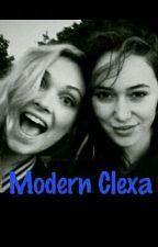 Modern Clexa by louisa1234567