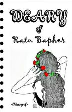 Deary of Ratu Bapher by lhiasyrf