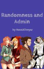 Randomness and admin by Xx_PadmeAmidala_xX