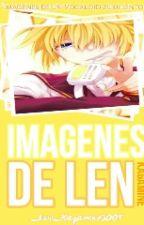 Imagenes De Len Kagamine!!!!!!!!! :3 by -KonnichiwaLenka-
