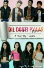 Manan - Dil Dosti Pyaar by Aishakapoor01