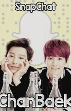 Snapchat ChanBaek by AhnBaeKwan