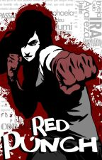 Red Punch by DebiieMoreira