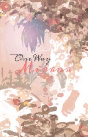 One Way Mirror{Gerita} by sinningwolves