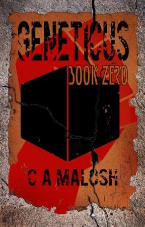 Geneticus Book Zero by CAMalosh