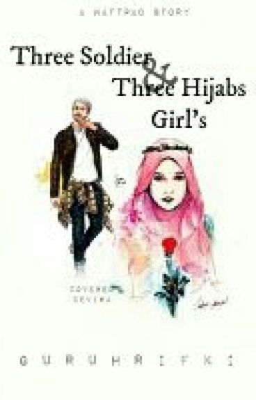 Three Soldier's and Three Hijab Girl's