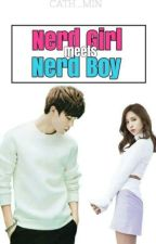NERD GIRL MEETS NERD BOY by CATHMIN_BTS