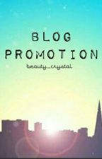 Blog Promotion  by Beauty_Crystal