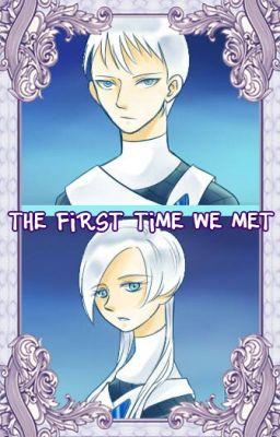 Đọc truyện The fisrt time we met - [Fantastic Children Fanfiction]
