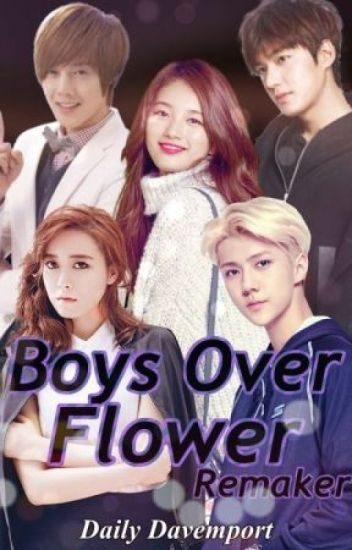 Loved by the BZ (Boys Over Flowers adaptación)