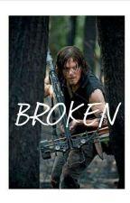 Broken-The Walking Dead by betroxa