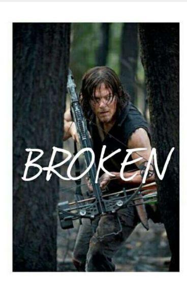 BROKEN//The Walking Dead