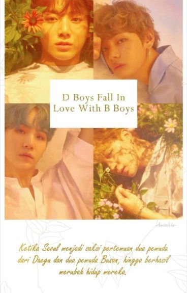 D Boys Fall In Love With B Boys (Vkook-Yoonmin)