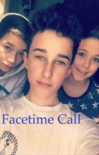 FaceTime Call by Blackwolf2234