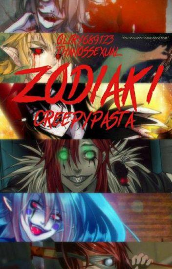 Zodiaki Creepypasta <Zakończone>