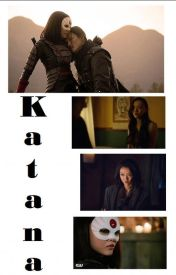 Katana by MadgeV
