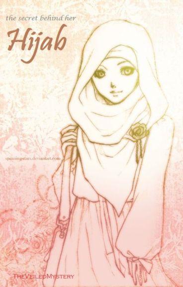 The Secret Behind Her Hijab   ✔