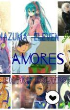 inazuma eleven go amores entre Equipos  by lila4536