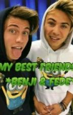 MY BEST FRIENDS *Benji & Fede* by niki04games