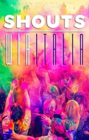 Shouts - WIAItalia by WIAItalia
