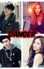 Danger (iKON Junhoe x BLACKPINK Rosé) by dreammaknae