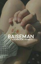 baiseman | yoonkook [oneshot] by yoondere